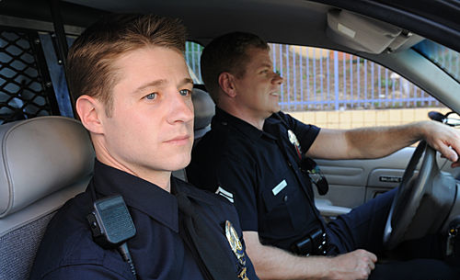 Officers on Patrol