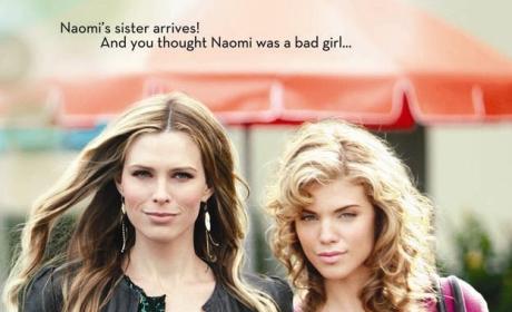 90210 Poster Teases Arrival of Jen Clarke