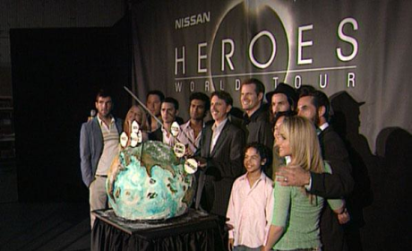 Heroes Press Conference