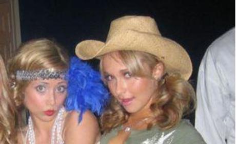 Hayden Panettiere, Cowgirl
