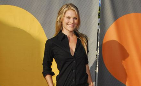 Ali Larter at the NBC All-Star Party