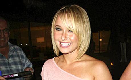 Hayden Panettiere Debuts Short Haircut