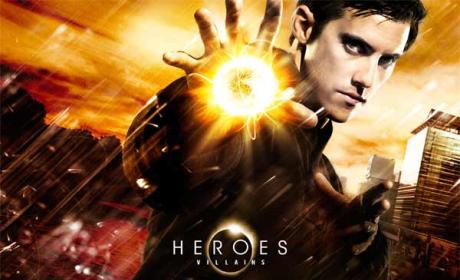 Heroes Season Three Wallpaper is Here!