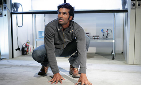 Sendhil Ramamurthy Cast on New Pilot, Leaving Heroes?!?