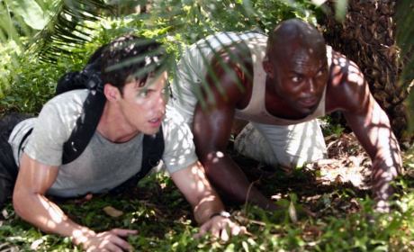 Peter and The Haitian