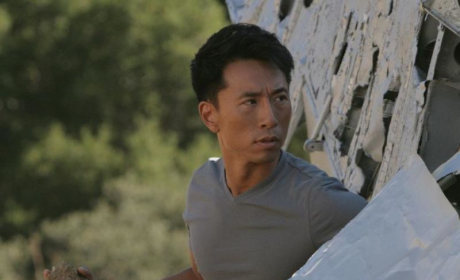 "Spoilers from James Kyson Lee and ""Redemption"""