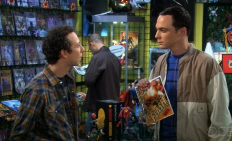 "The Big Bang Theory Recap: ""The Classified Materials Turbulence"""