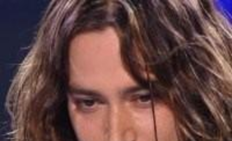 Constantine Maroulis: It's Cool to be Cheesy