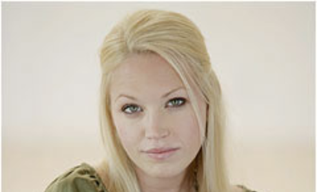 Adrienne Frantz Close-Up
