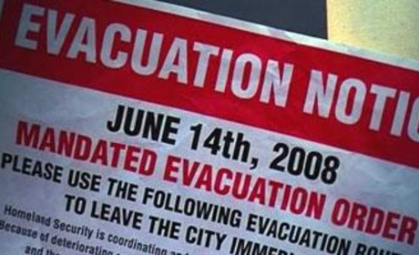 Evacuation Notice
