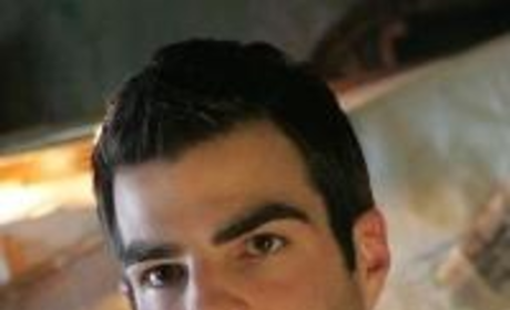 Zachary Quinto Photograph