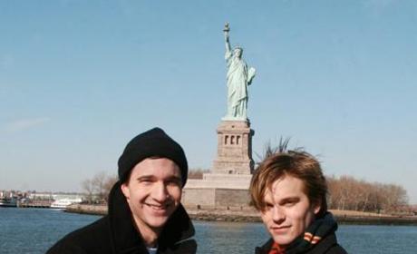 Jake Silbermann and Van Hansis: On Location