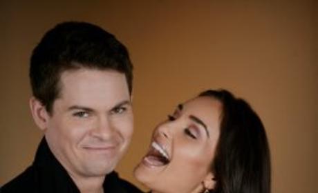 Trent Dawson and Ewa da Cruz