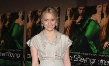 Leven Rambin Attends Movie Premiere