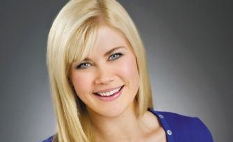 An Alison Sweeney Photo