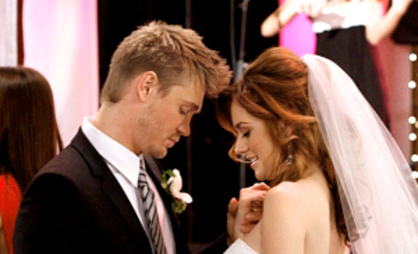 Peyton and Lucas' Wedding
