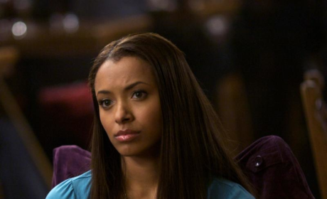 Katerina Graham On The Vampire Diaries: More Deaths and More Sex to Come!