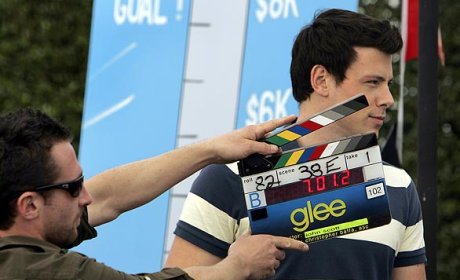 Glee: Photos from the Set