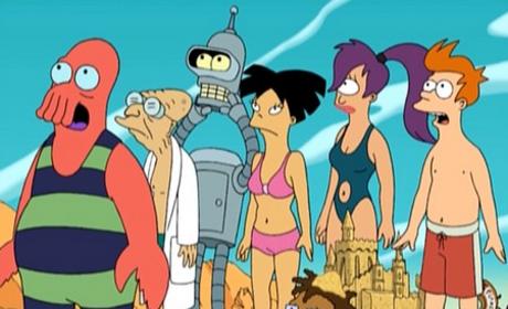 Futurama is Revived!