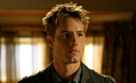 Castle Casting Note: Justin Hartley to Date Hilarie Burton