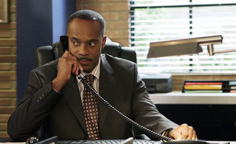 Twice the NCIS for Rocky Carroll