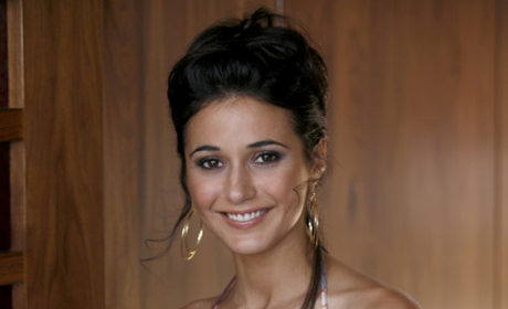Emmanuelle Chriqui Cast as Patrick Jane Love Interest
