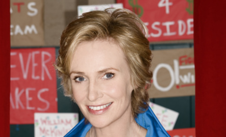 Jane Lynch: An Official Glee Cast Member