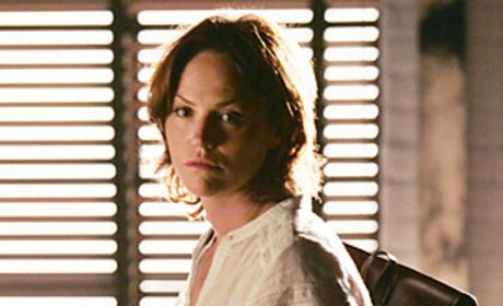 Jorja Fox Previews Return to CSI