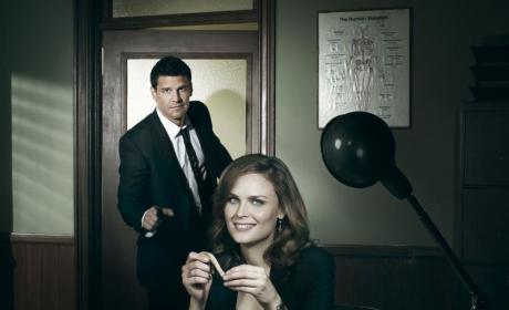 A Trio of Bones Promotional Photos