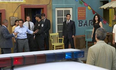 Esteban Arrested