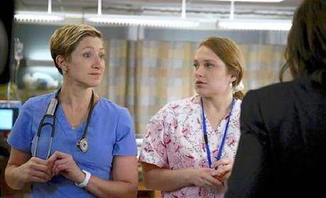 Edie Falco Peers into Future of Nurse Jackie