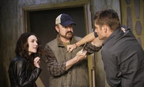 Supernatural: Season Five Premiere Pics