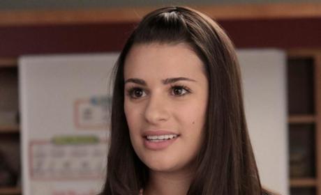 """Lea Michele Speaks on """"Rachel's Journey"""" on Glee"""