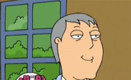 Adam West on Family Guy