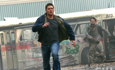 "Supernatural Clip, Episode Stills from ""The End"""