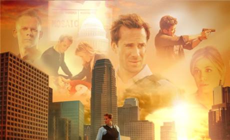 Mark Benford Poster