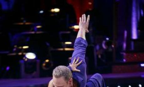 Performing in Purple