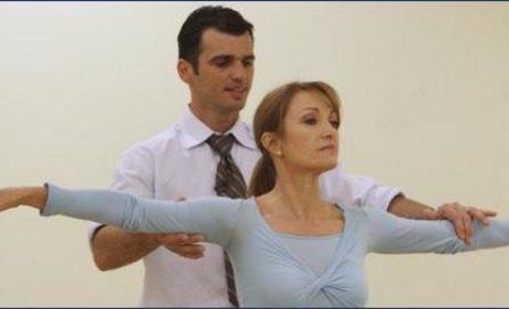 Jane Seymour, Tony Dovolani Ready to Dance with the Stars