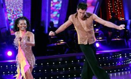 Dancing With the Stars Recap: A Scary, Spicey Performance