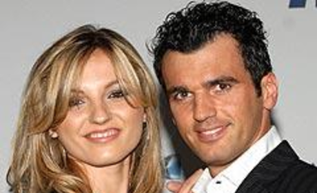 Tony Dovolani and Wife Lina