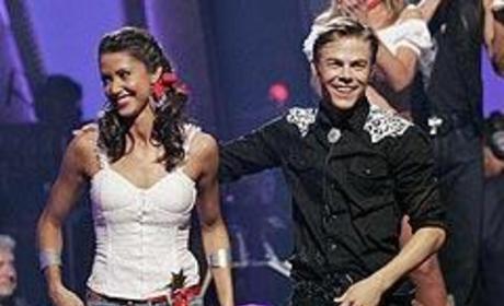 Dancing With the Stars Contestants Criticize Derek Hough, Shannon Elizabeth