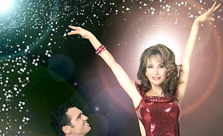 Tony Dovolani and Susan Lucci