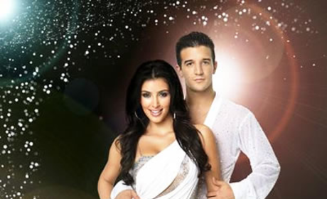 First Dancing with the Stars Promo: Kim Kardashian and Mark Ballas