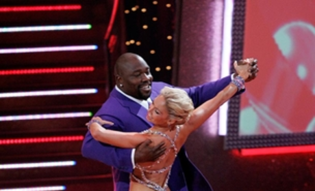 Kym Johnson, Warren Sapp