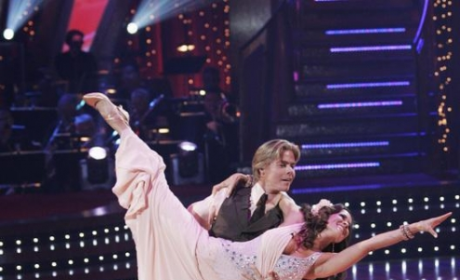 Dancing With the Stars Recap: A Fight, A Perfect Score and The Softer Side of Sapp