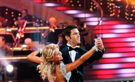 Dancing with Stars Unites Julianne Hough, Chucks Wicks