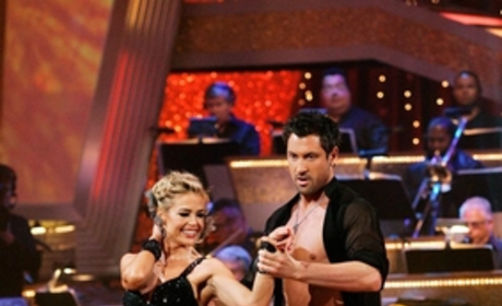 Denise Richards Eliminated from Dancing with the Stars