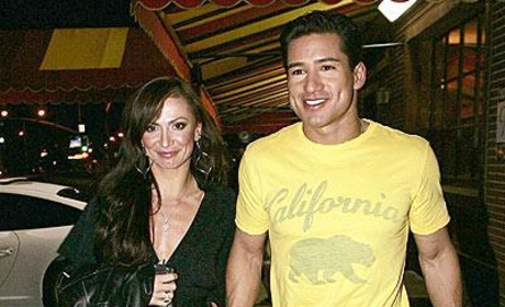 Karina Smirnoff and Mario Lopez: Still Going Strong