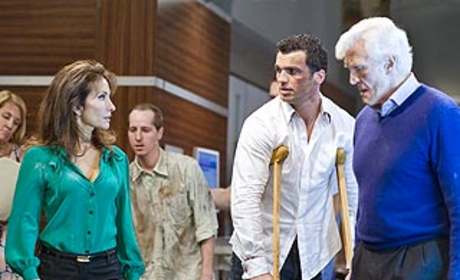 Tony Dovolani Guest Stars on All My Children
