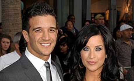 Reality TV Tandem: Mark Ballas and Joanna Pacitti!